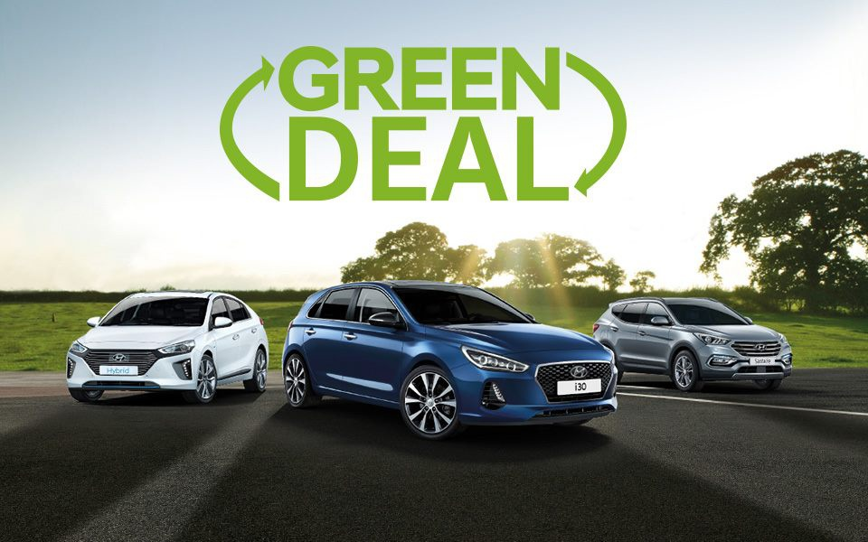 Der Hyundai Green Deal